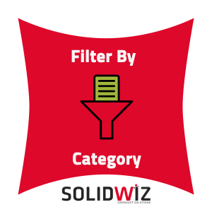 Filter Products By Category